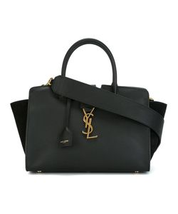 Saint Laurent | Small Monogram Cabas Tote Calf Leather