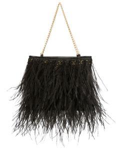 Chanel Vintage | Feather Handbag