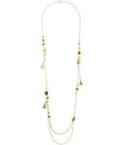 GAS BIJOUX | Platine Long Necklace