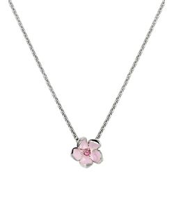 SHAUN LEANE | Cherry Blossom Rhodalite Necklace