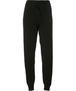 Chinti And Parker | Lateral Stripes Sweatpants Xs Cashmere