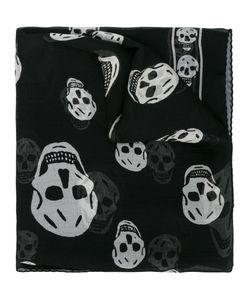 Alexander McQueen | Skull Scarf Silk