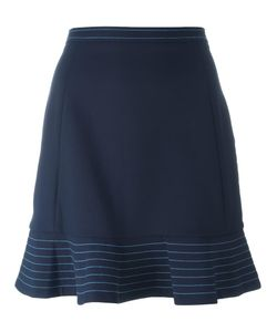 Opening Ceremony | Ruffled Skirt 4 Cotton/Nylon/Spandex/Elastane