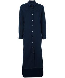 MM6 by Maison Margiela   Mm6 Maison Margiela Maxi Shirt Dress 40 Cotton