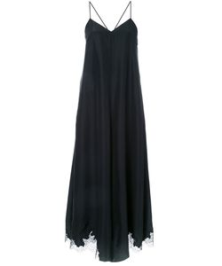 Rito   Lace Hem Jumpsuit 36 Silk/Nylon/Rayon