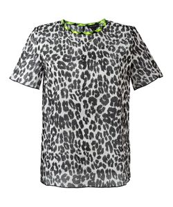 Marc Jacobs | Leopard Print T-Shirt 6 Cotton