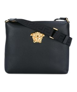 Versace | Medusa Messenger Bag Calf Leather/Brass