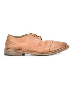Marsell   Marsèll Brogue Detail Derby Shoes 42.5 Calf Leather/Leather