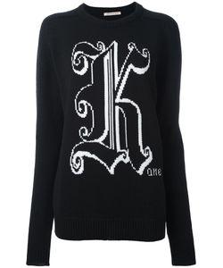 Christopher Kane | Kane Crew Neck Sweater Small Wool