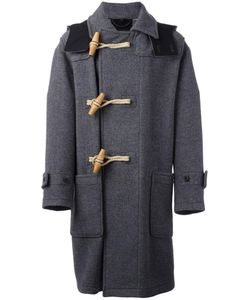 Burberry Runway | Oversized Duffle Coat 48 Virgin Wool/Polyamide