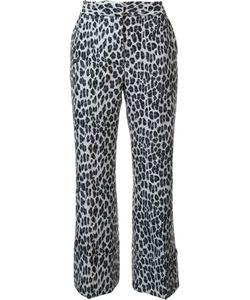 Stella Mccartney | Gilda Trousers 38 Spandex/Elastane/Cashmere/Wool
