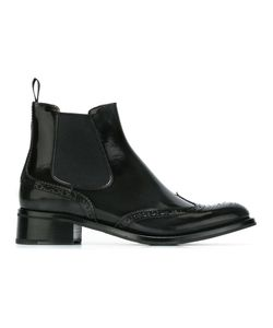 Church'S | Chelsea Boots 39.5 Leather/Rubber