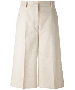 MM6 by Maison Margiela | Mm6 Maison Margiela Cropped Wide Leg Trousers 42