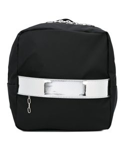 MM6 by Maison Margiela | Mm6 Maison Margiela Strap Backpack Polyamide/Spandex/Elastane/Polyester/Plastic
