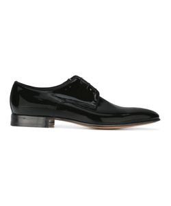 Moreschi | Linz Derby Shoes 11 Leather/Rubber/Patent Leather