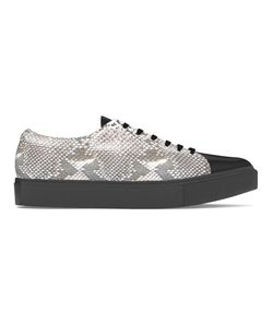 MYSWEAR | Rivington Sneakers 35 Calf Leather/Nappa Leather/Python Skin/Rubber
