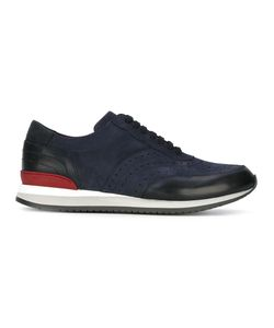 Moreschi | Sparta Sneakers 6.5 Leather/Suede/Rubber