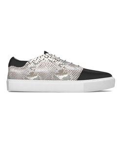 MYSWEAR | Kingsland Sneakers 40 Calf Leather/Nappa Leather/Python Skin/Rubber