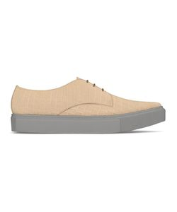 MYSWEAR | Hoxton Sneakers 36 Calf Leather/Crocodile Leather/Leather/Rubber