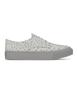 MYSWEAR | Hoxton Sneakers 40 Calf Leather/Nappa Leather/Ostrich Leather/Rubber