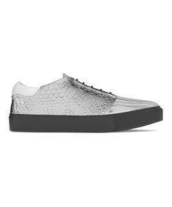 MYSWEAR | Kingsland Sneakers 40 Calf Leather/Leather/Python Skin/Rubber