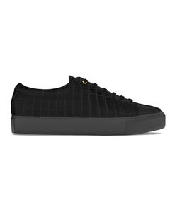 MYSWEAR | Vyner Sneakers 41 Calf Leather/Crocodile Leather/Nappa Leather/Rubber