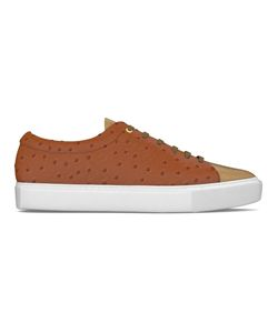 MYSWEAR | Rivington Sneakers 41 Calf Leather/Nappa Leather/Ostrich Leather/Rubber