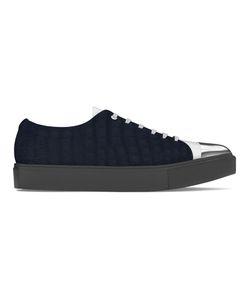 MYSWEAR | Rivington Sneakers 41 Calf Leather/Crocodile Leather/Nappa Leather/Rubber