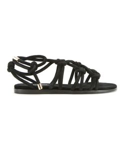 Senso | Freya Sandals 35 Suede/Synthetic Resin