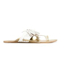 FIGUE | Scaramouche Sandals 7 Leather