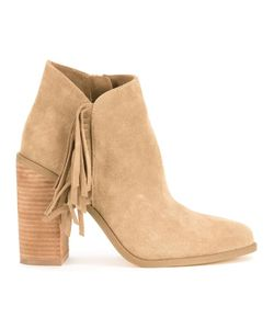 Senso | Quillon Boots 40 Suede/Synthetic Resin/Pig Leather