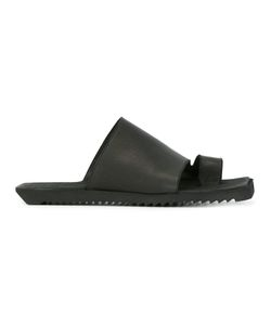 Lost & Found Rooms | Thick Strap Flip Flops 40 Sheep Skin/Shearling/Rubber Lost