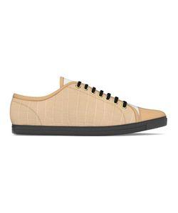 MYSWEAR | Dean 54 Sneakers 41 Calf Leather/Crocodile Leather/Leather/Rubber
