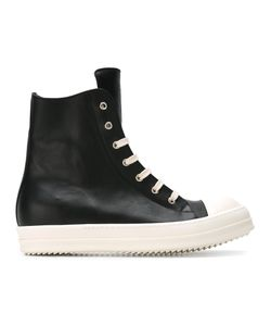 Rick Owens | Hi-Top Sneakers 39 Calf Leather/Leather/Rubber
