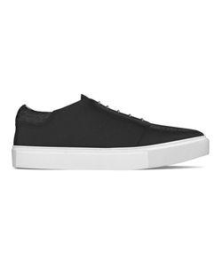 MYSWEAR | Kingsland Sneakers 36 Calf Leather/Nappa Leather/Python Skin/Rubber