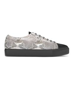 MYSWEAR | Vyner Sneakers 40 Calf Leather/Nappa Leather/Python Skin/Rubber
