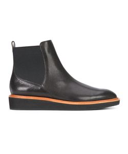 Derek Lam 10 Crosby | Chunky Sole Boots 7.5 Leather/Rubber