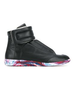 Maison Margiela | Future High-Top Sneakers 40 Leather/Rubber