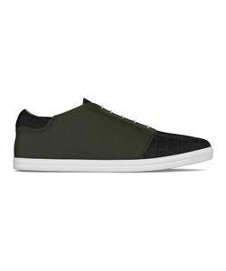 MYSWEAR | Dean 2 Sneakers 41 Calf Leather/Crocodile Leather/Nappa Leather/Rubber