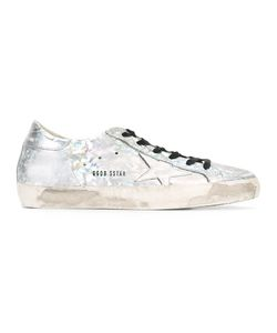 Golden Goose | Super Star Sneakers 36 Leather/Cotton/Rubber Deluxe