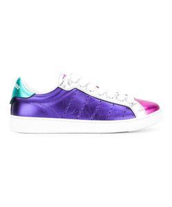 Dsquared2 | Santa Monica Sneakers 39 Calf Leather/Rubber