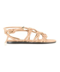 Senso | Freya Sandals 42 Suede/Synthetic Resin