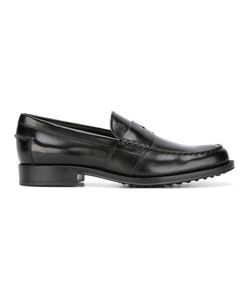Tod'S | Classic Boat Shoes 10 Leather/Calf Leather/Rubber