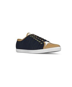 MYSWEAR | Dean 54 Sneakers 41 Calf Leather/Crocodile Leather/Nappa Leather/Rubber