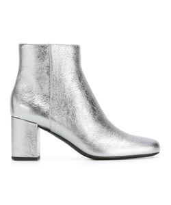 Saint Laurent   Babies 70 Ankle Boots 39 Calf Leather/Leather