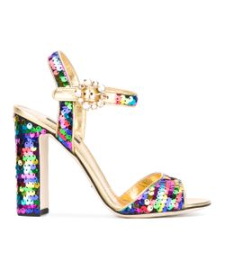 Dolce & Gabbana | Sequin Sandals