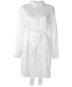 Opening Ceremony | Belted Shirt Dress 4 Cotton/Spandex/Elastane