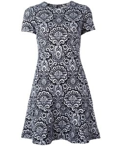 Michael Michael Kors | Tapestry Print Flounce Dress 8