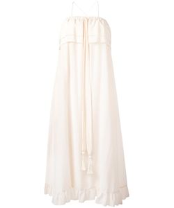 See By Chloe | See By Chloé Ruffle Hem Maxi Dress 36
