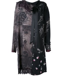 Marc Jacobs | Patchwork Shift Dress 6 Rayon